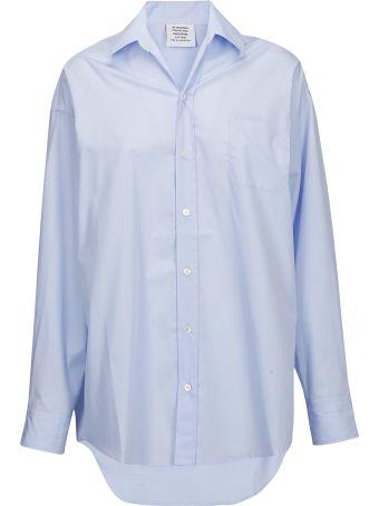 VETEMENTS Oversize Shirt