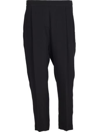 Neil Barrett Silk Trousers