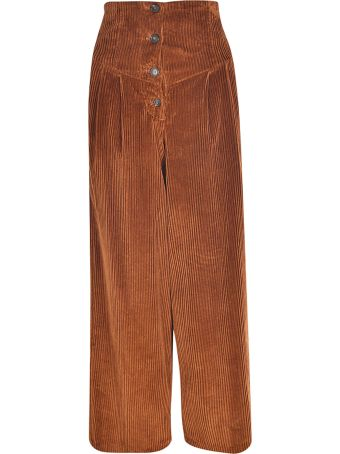 Tela 9 High Rise Corduroy Jeans