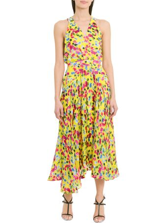 Saloni Rita Midi Dress