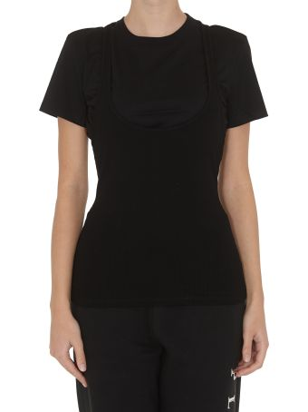 T by Alexander Wang Variegated Compact Top