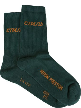 HERON PRESTON Long Sock
