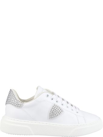Philippe Model Paris Studded Patch Sneakers