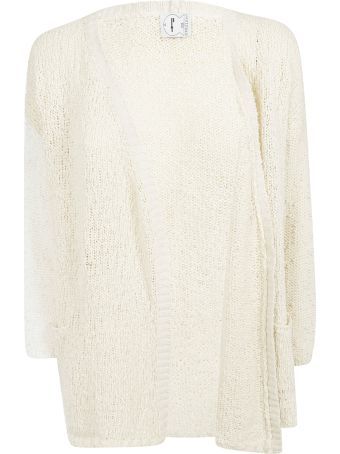 f cashmere Knitted Cardigan