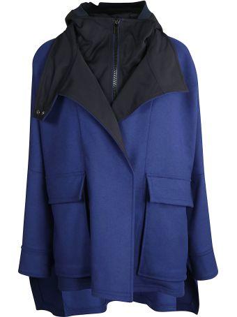 SportMax Oversized Hooded Coat