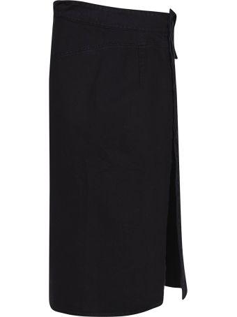 Jacquemus Side-slit Skirt
