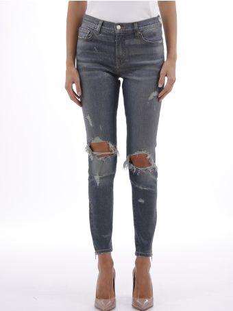 AMIRI Broken Jeans