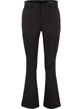 Department 5 Sax Flared Ankle-length Trousers