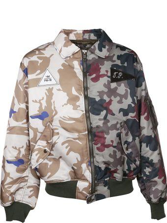 Gosha Rubchinskiy Camouflage Padded Bomber