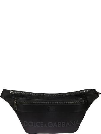 Dolce & Gabbana Trim Sling Bag