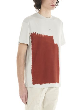 A-COLD-WALL 'block Painted' T-shirt