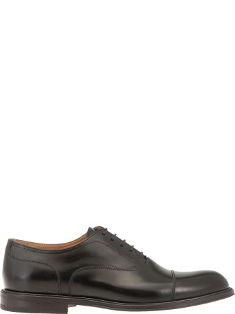 Green George Leather Lace Up Shoe