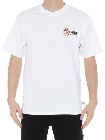 GCDS Map T-shirt