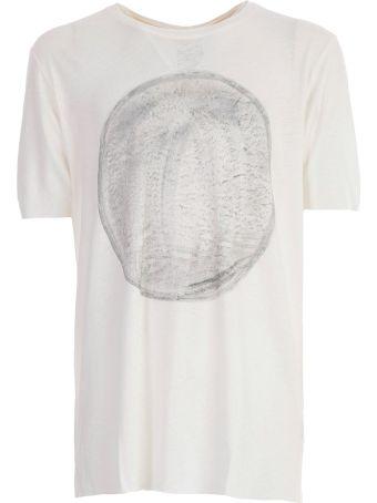 Thom Krom Oversized Print T-shirt
