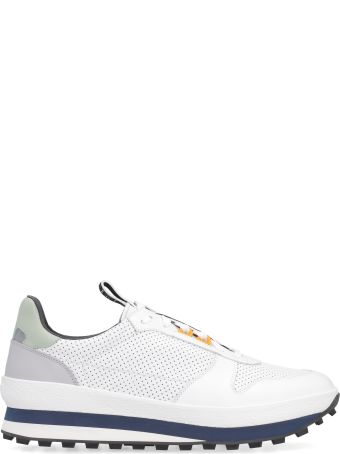 Givenchy Tr3 Perforated Leather Sneakers