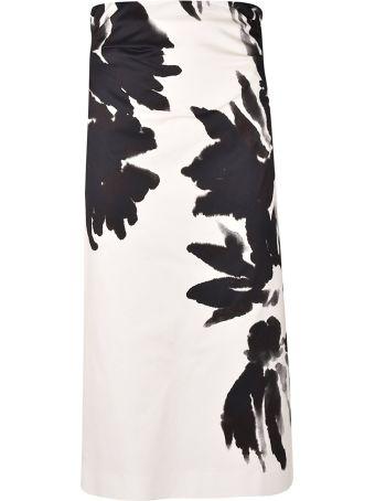 Dries Van Noten Buttoned Skirt