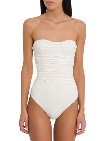 Le Petit Réve Bustier One Piece Swimsuit