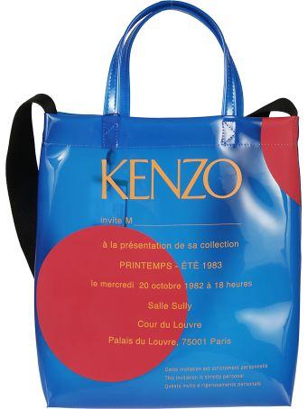 Kenzo Invitation Shopper Bag