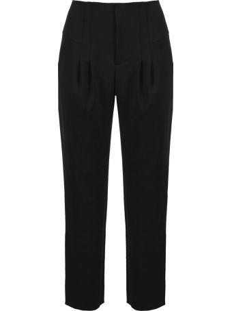 Alice + Olivia Pleated Trousers