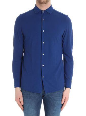 Drumohr Polo Shirt Cotton Tj609 770