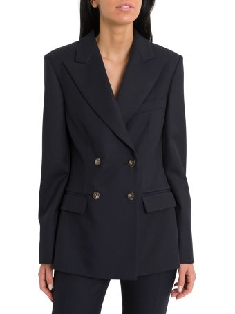 Cedric Charlier Double-breasted Blazer