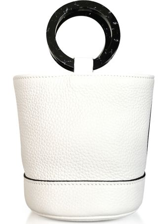 Simon Miller Cliff Leather Bonsai 15cm Bag