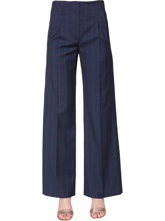 PS by Paul Smith Trousers With Check