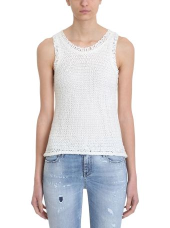 RTA Stretch Net Cotton Top