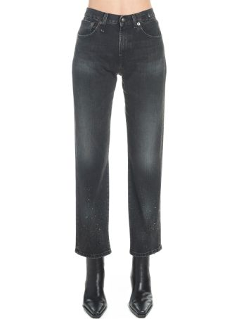 R13 'stove Pipe' Jeans