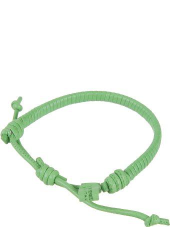 Bottega Veneta Drawstring Bracelet