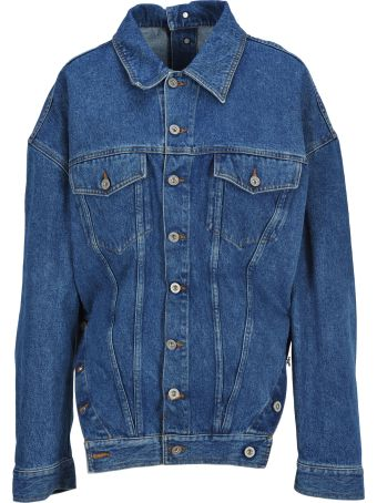 Diesel Glenn Martens Jacket Denim