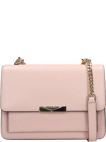 Michael Kors Pink Leather Bag