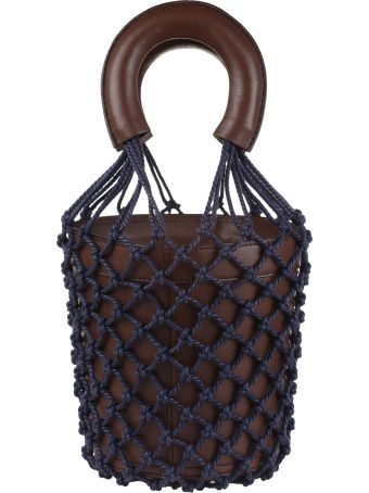 STAUD Netted Bucket Bag