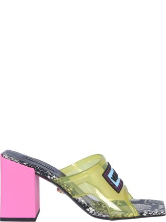 Versace 90s Vintage Sandals