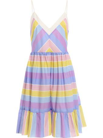 Blugirl Striped Dress