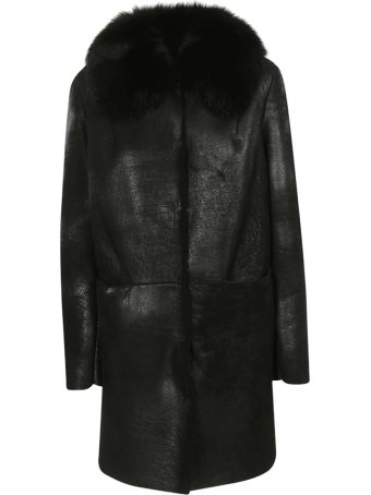 Salvatore Santoro Furred Collar Coat