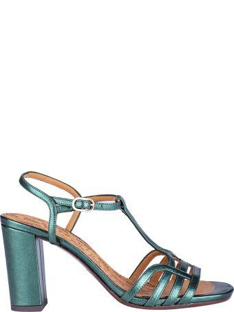 Chie Mihara High-block Heel Sandals