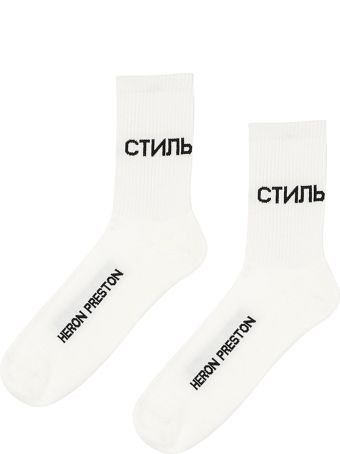 HERON PRESTON Long Socks