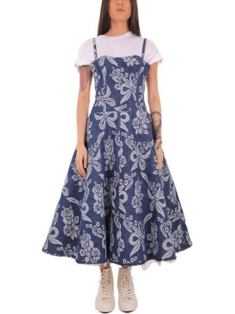 Junya Watanabe Patterned Dress