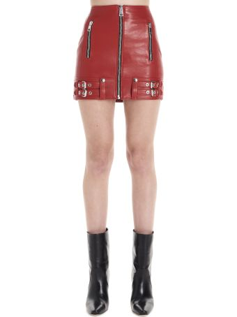Manokhi 'biker' Skirt