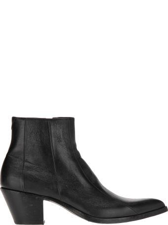 Saint Laurent Finn Boot