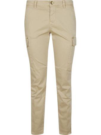 Mason's Zipped Cuffs Trousers