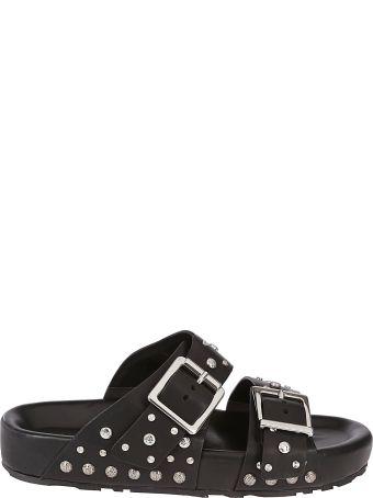 Alexander McQueen Studded Sliders