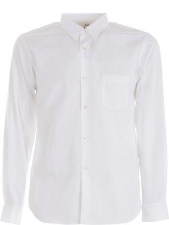 Comme des Garçons Shirt Boy Classic Patch Shirt