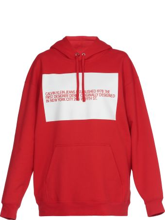 Calvin Klein Oversize Sweatshirt