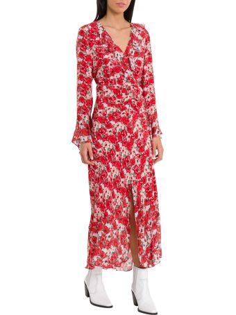 Rixo London Coleen Diana  Floral Dress