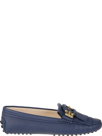 Tod's T-ring Loafers