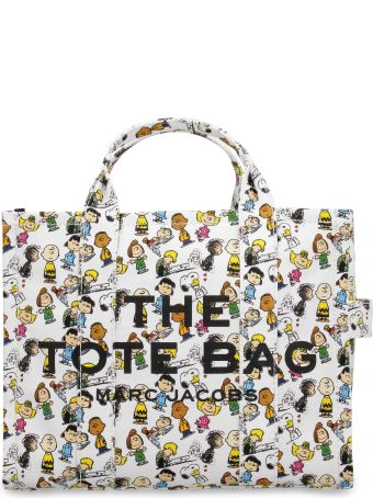 Marc Jacobs Printed Tote Bag - Peanuts X Marc Jacobs