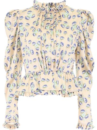 Magda Butrym Normandy Blouse