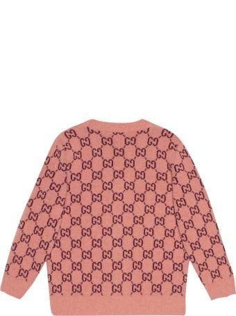 Gucci Pink Cardigan